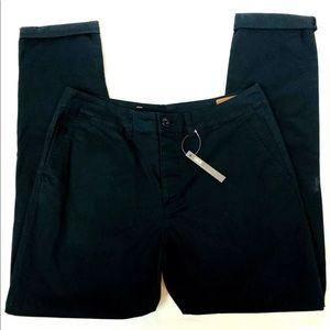 ASOS Men's Sz 31 Navy Blue Chino Pants NWT